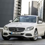 Mercedes C160 Prive Lease LCX Lease Voor