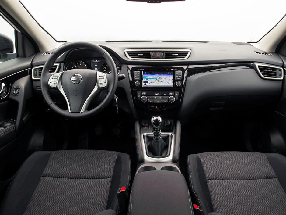 Nissan Qashqai Leasen LCX Lease 1