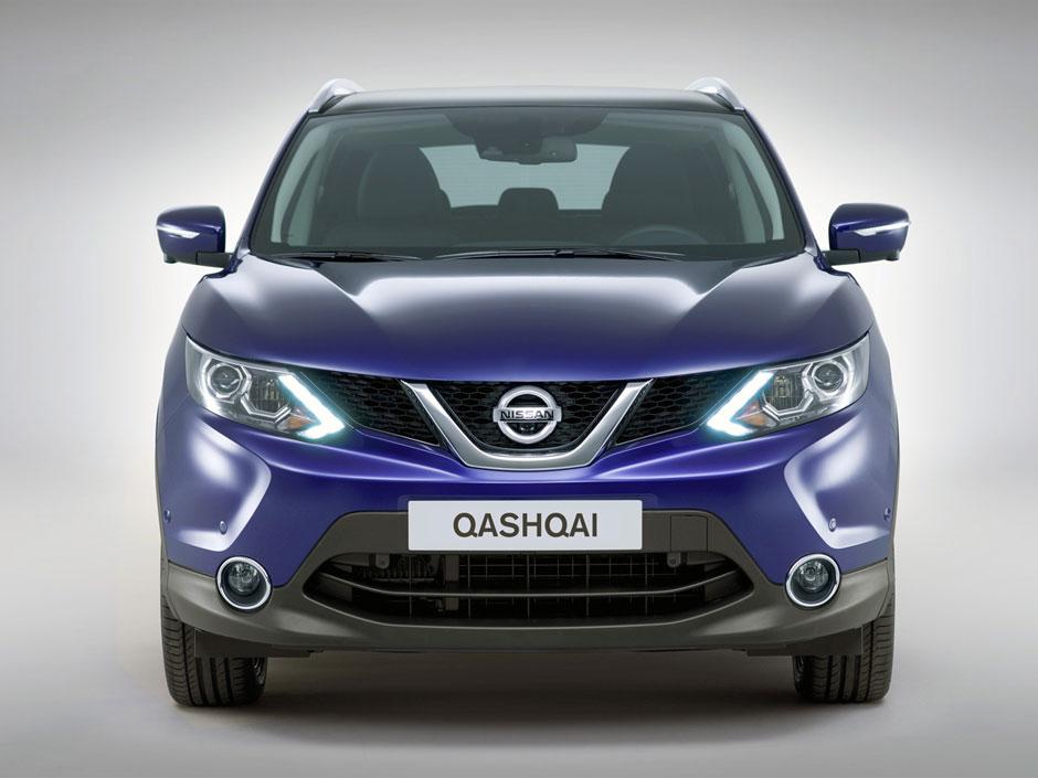 Nissan Qashqai Leasen LCX Lease 4