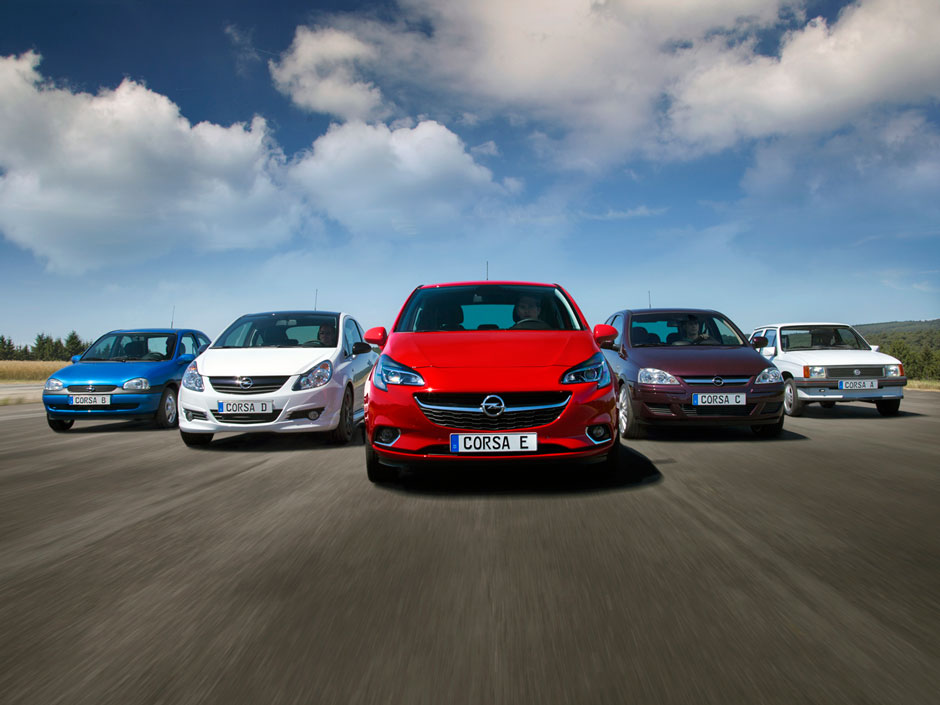 Opel Corsa Prive Lease LCX Lease