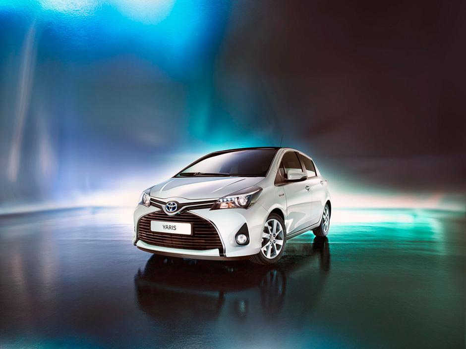 Toyota Yaris Prive Lease LCX Lease Kleur