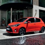 Toyota Yaris Prive Lease LCX Lease Rood