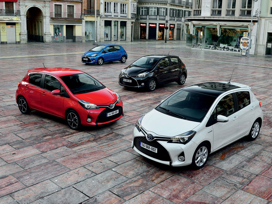 Toyota Yaris Prive Lease LCX Lease