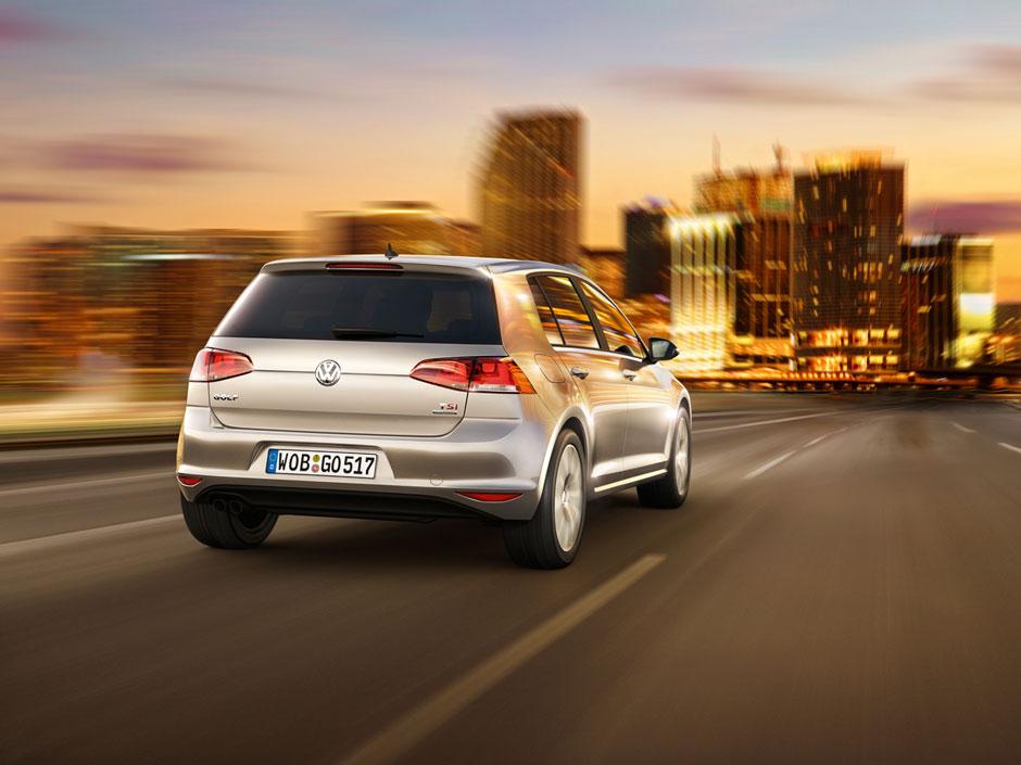 Volkswagen Golf Leasen LCX Lease Weg