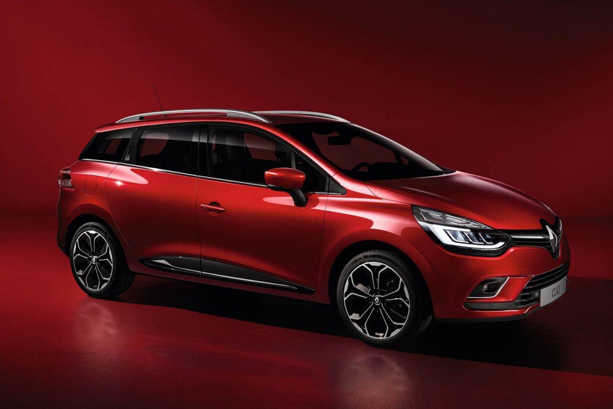 Renault Clio Estate prive lease zij
