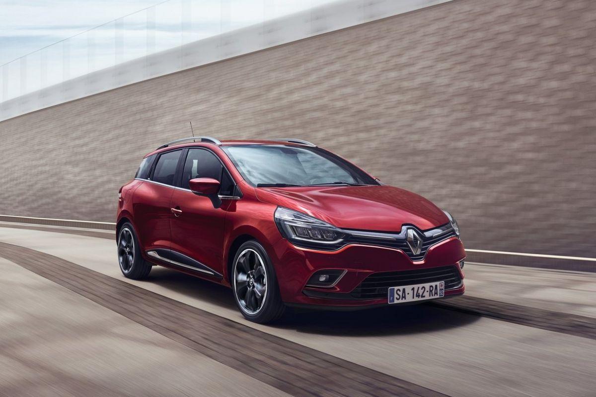 Renault Clio Estate prive lease voor