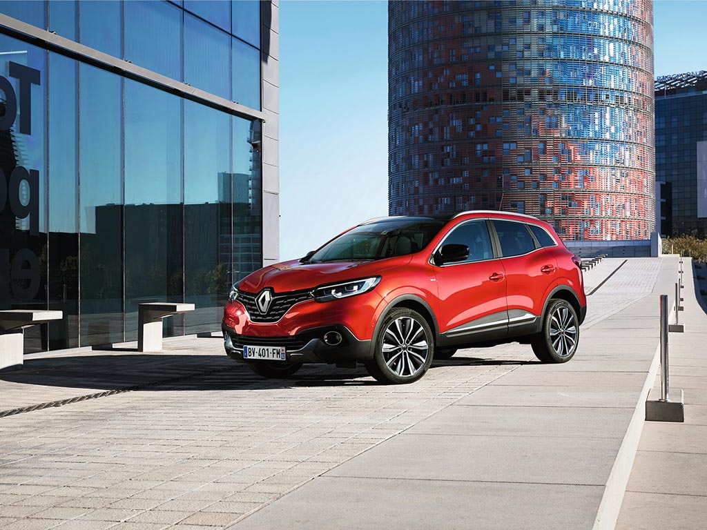 Renault Kadjar prive lease LCX Lease
