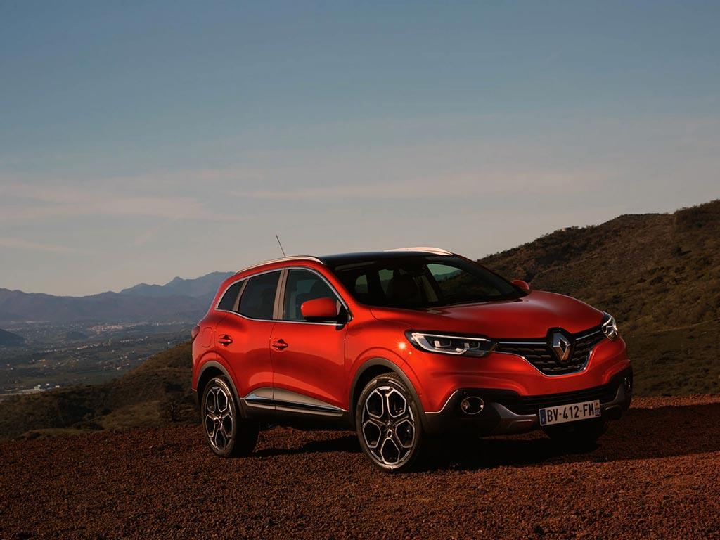 Renault Kadjar prive lease LCX Lease Voor