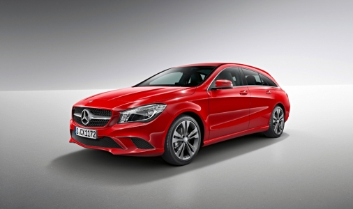 Mercedes CLA180 SB