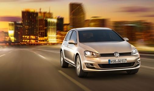 Volkswagen Golf Autm.
